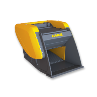 Hartl Crusher - Bucket Crusher