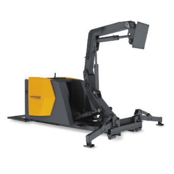 Hartl Crusher - Performance Skid